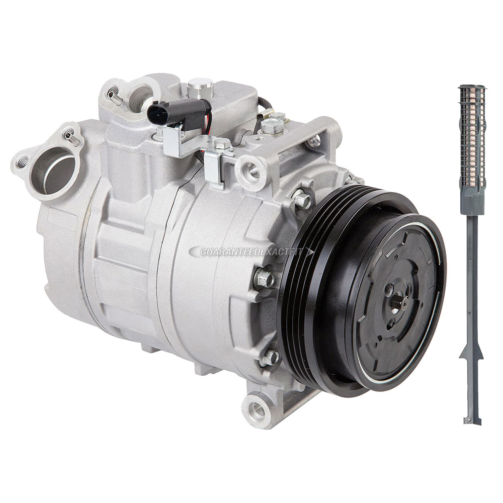 BMW 760 A/C Compressor and Components Kit