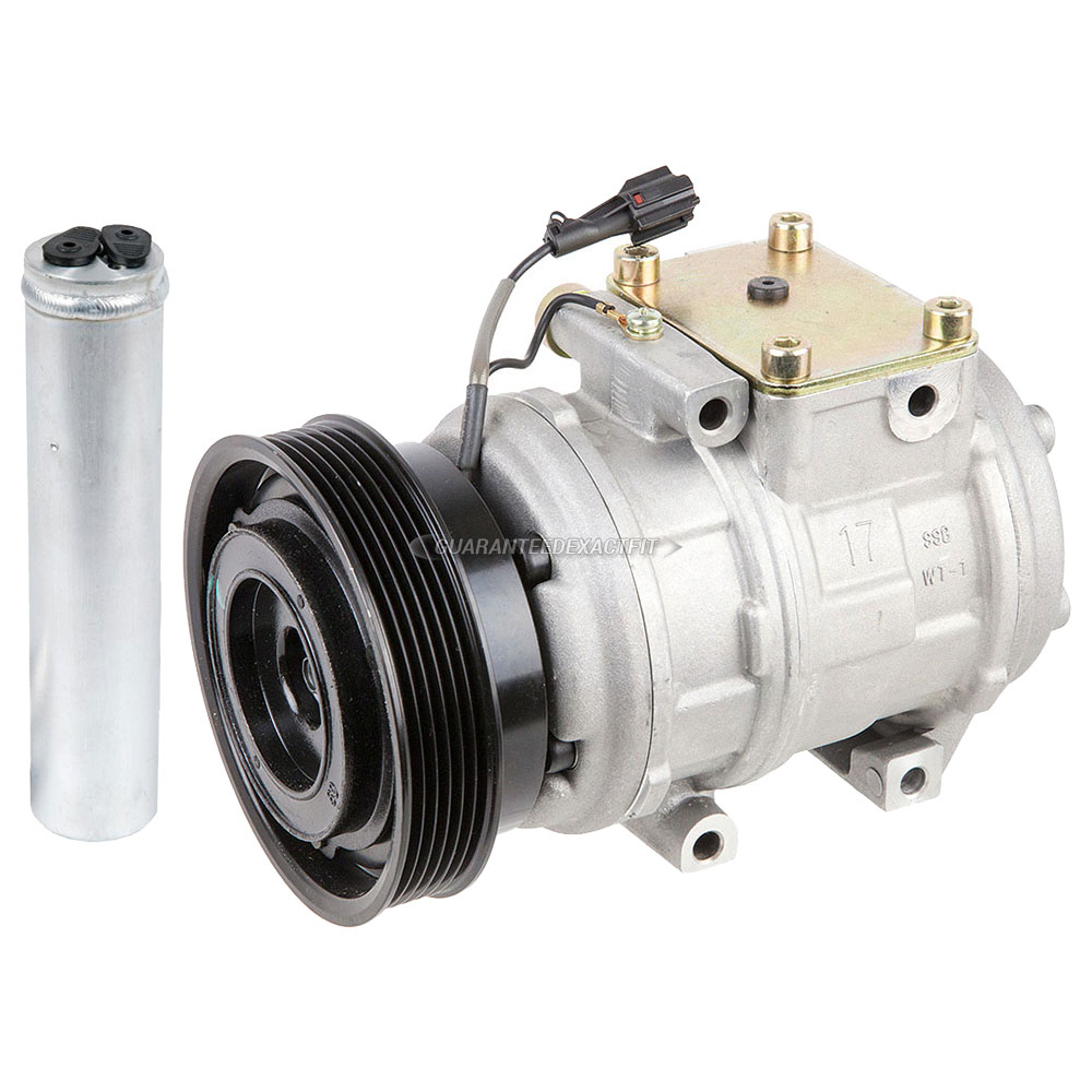 2005 Hyundai Tucson A/C Compressor and Components Kit
