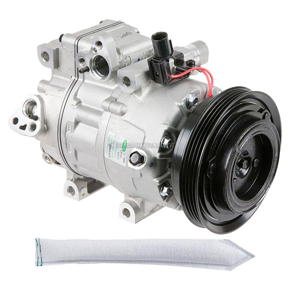Hyundai Elantra Extended Warranty: 2009 Hyundai Elantra A/C Compressor And Components Kit To