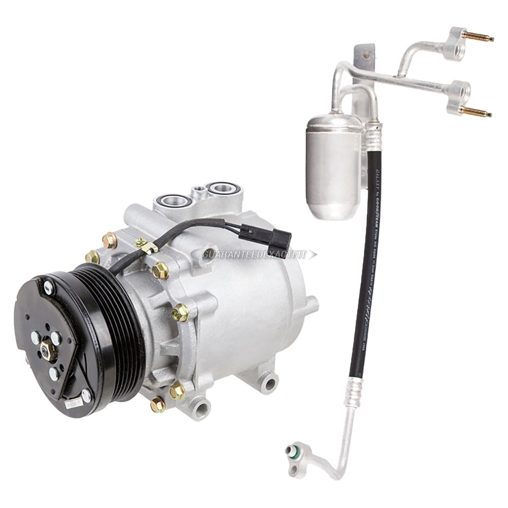 A C Compressor And Components Kit