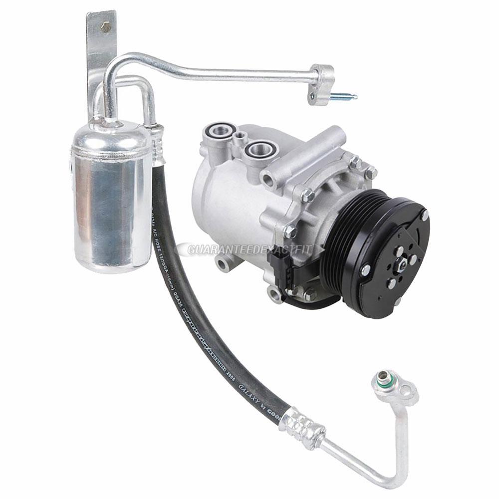 AC Compressor w// A//C Drier For Suzuki XL-7 2003 2004 2005 2006
