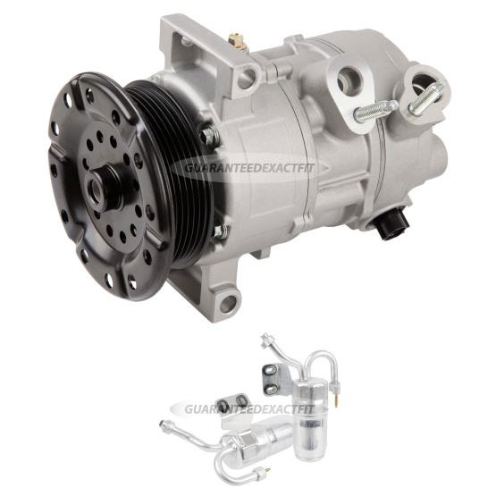Jeep Patriot A/C Compressor and Components Kit