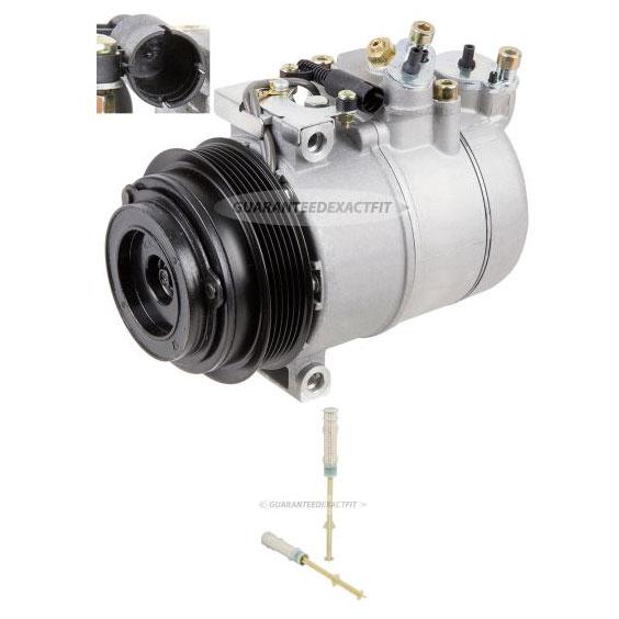 Mercedes_Benz CLK320 A/C Compressor and Components Kit