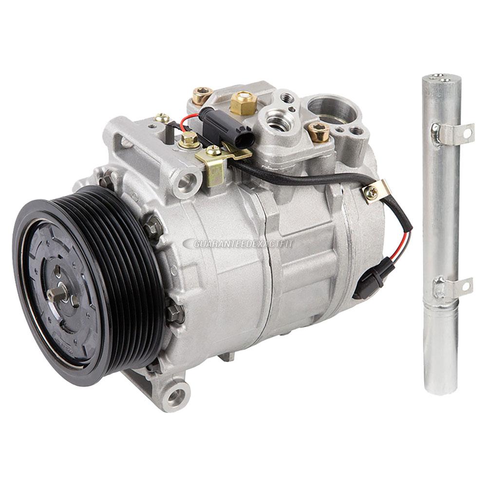 2007 mercedes benz ml320 a c compressor and components kit for Mercedes benz ac compressor