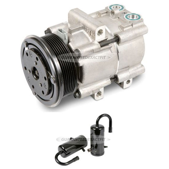 Mercury Grand Marquis A/C Compressor and Components Kit