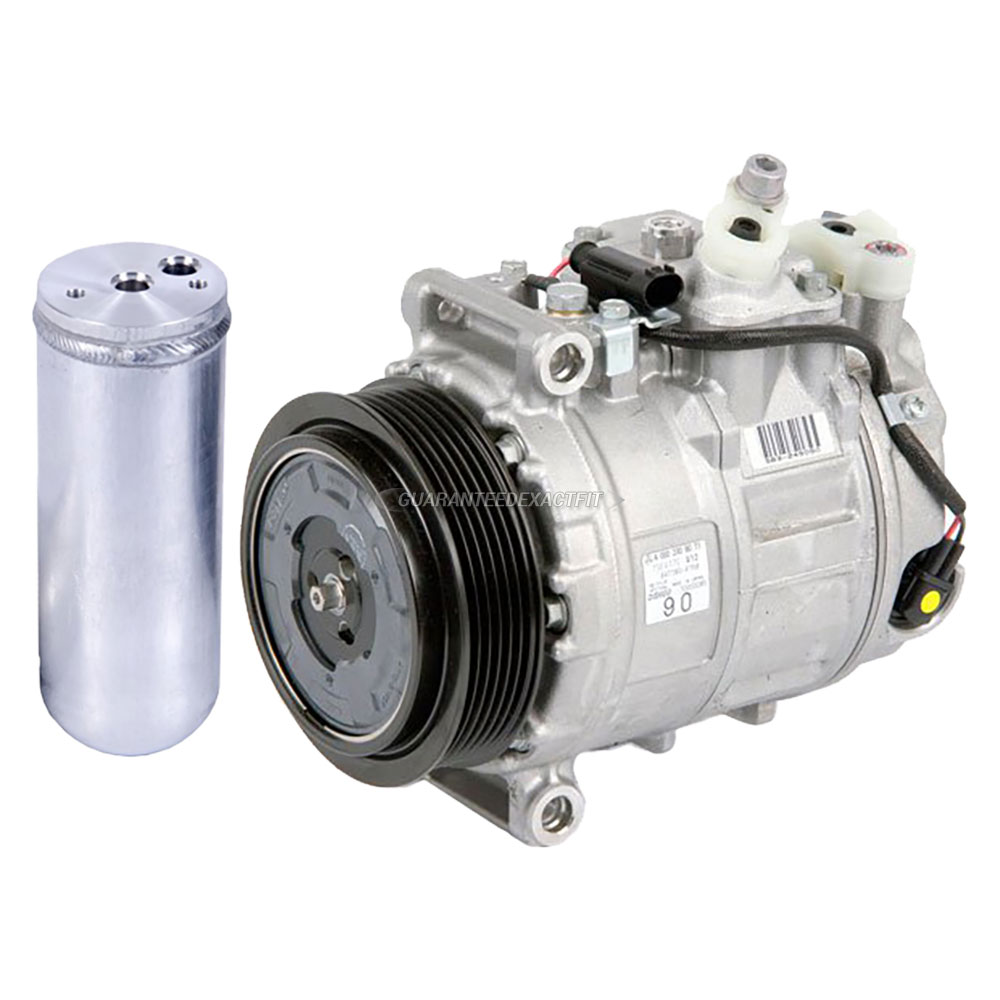 2002 mercedes benz ml55 amg a c compressor and components for Mercedes benz ml55 amg parts