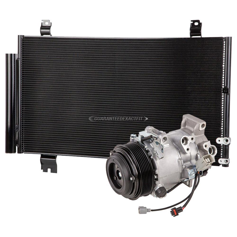 2010 Lexus Gs 350: 2010 Lexus GS350 A/C Compressor And Components Kit All