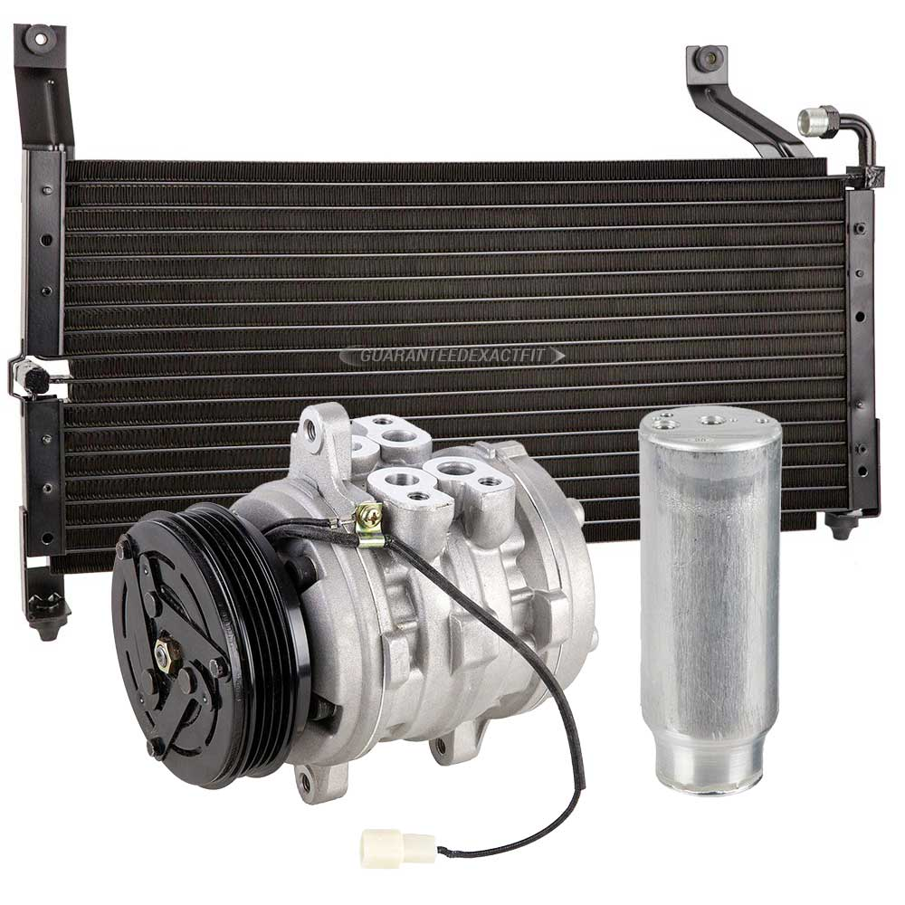 Chevrolet Metro A/C Compressor and Components Kit