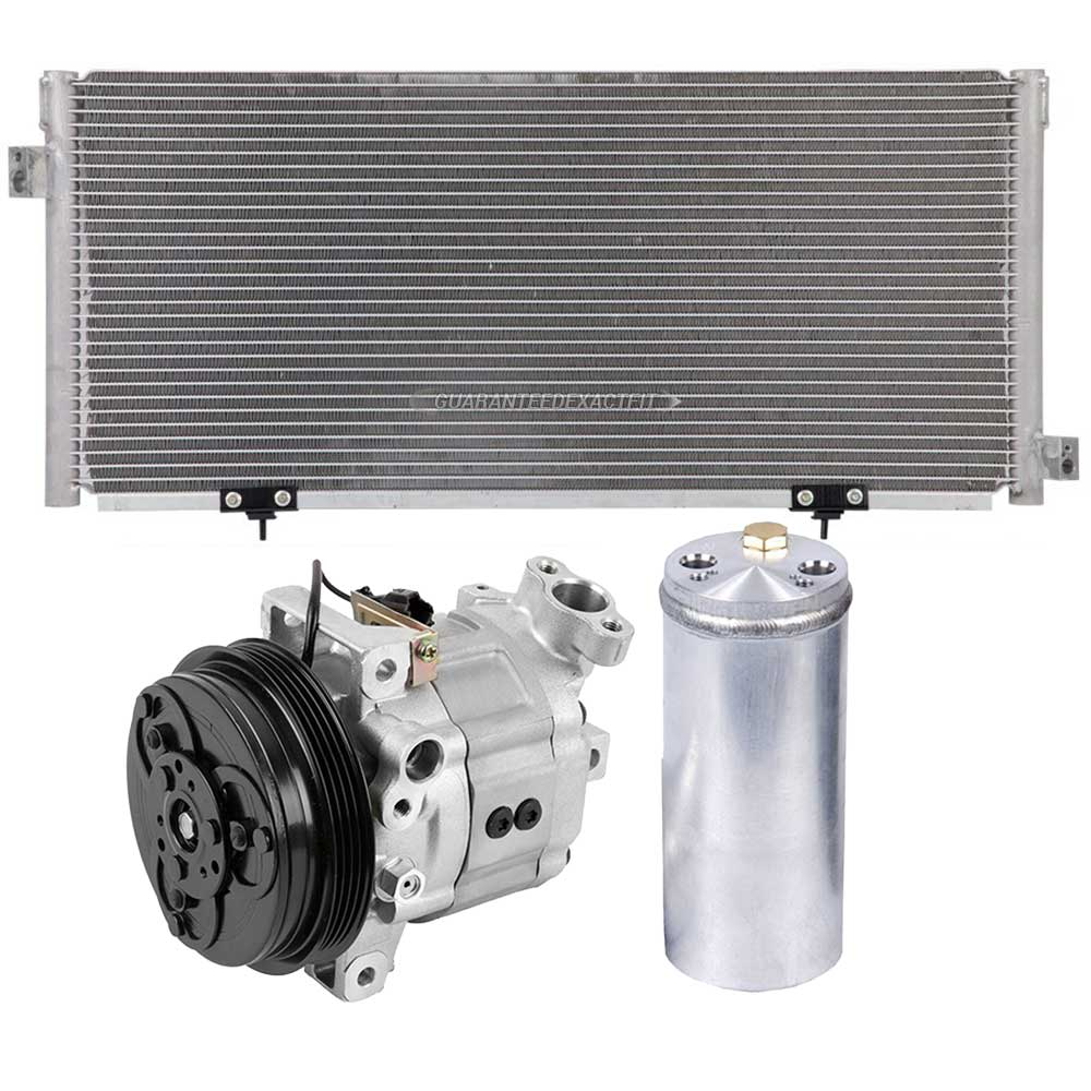 A/C Compressor and Components Kit ...