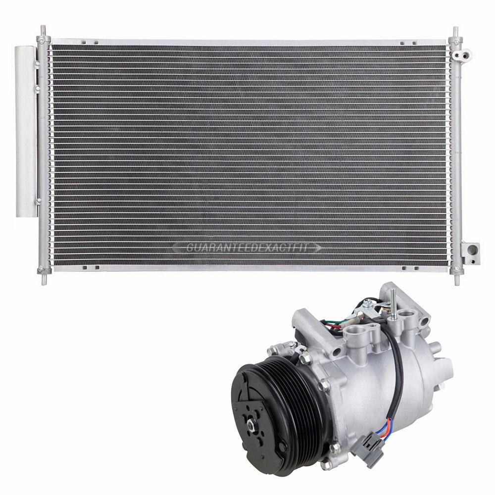 For Acura TSX 2004 2005 2006 2007 2008 AC Compressor W/ A
