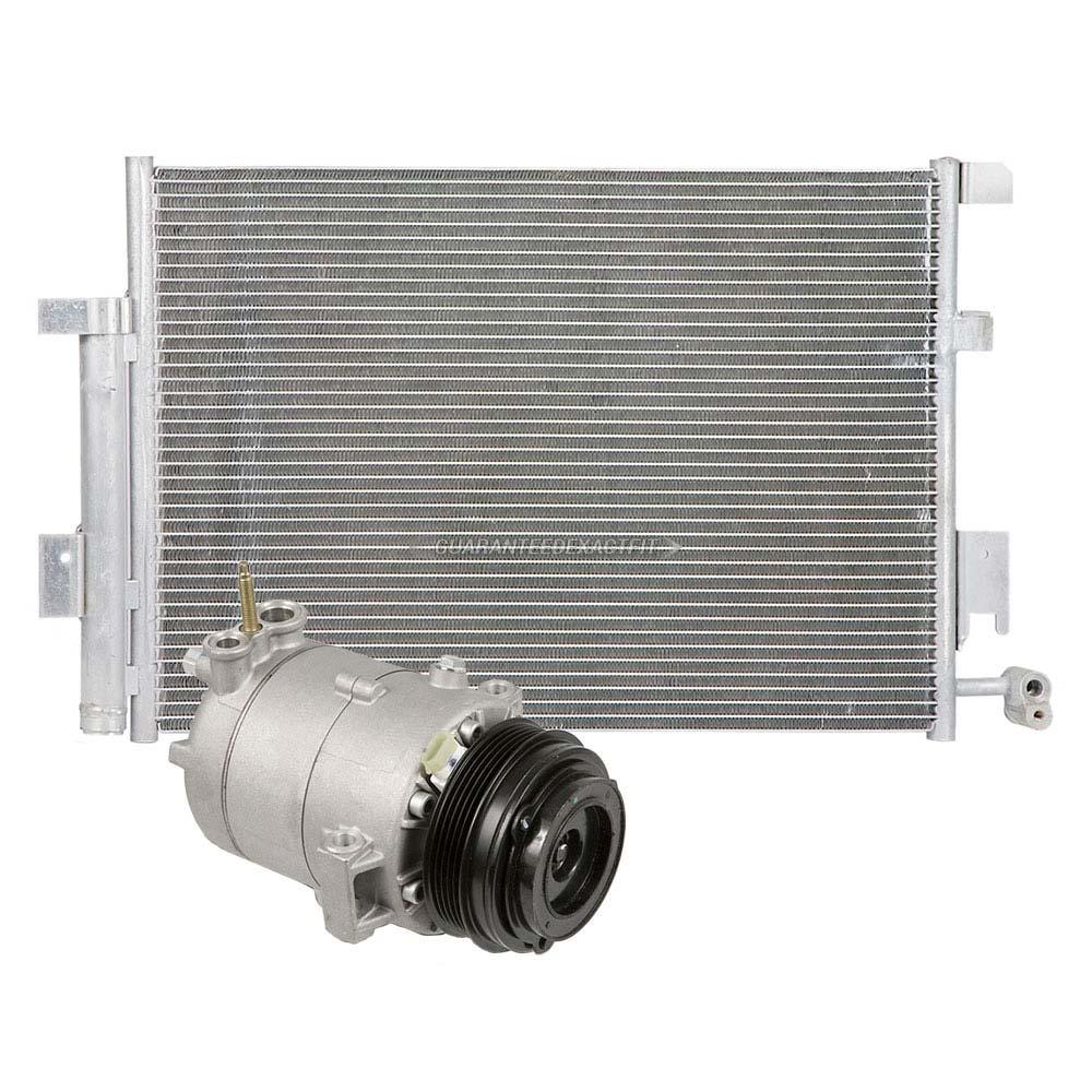 2009 Cadillac Xlr Camshaft: 2009 Cadillac XLR A/C Compressor And Components Kit 4.6L