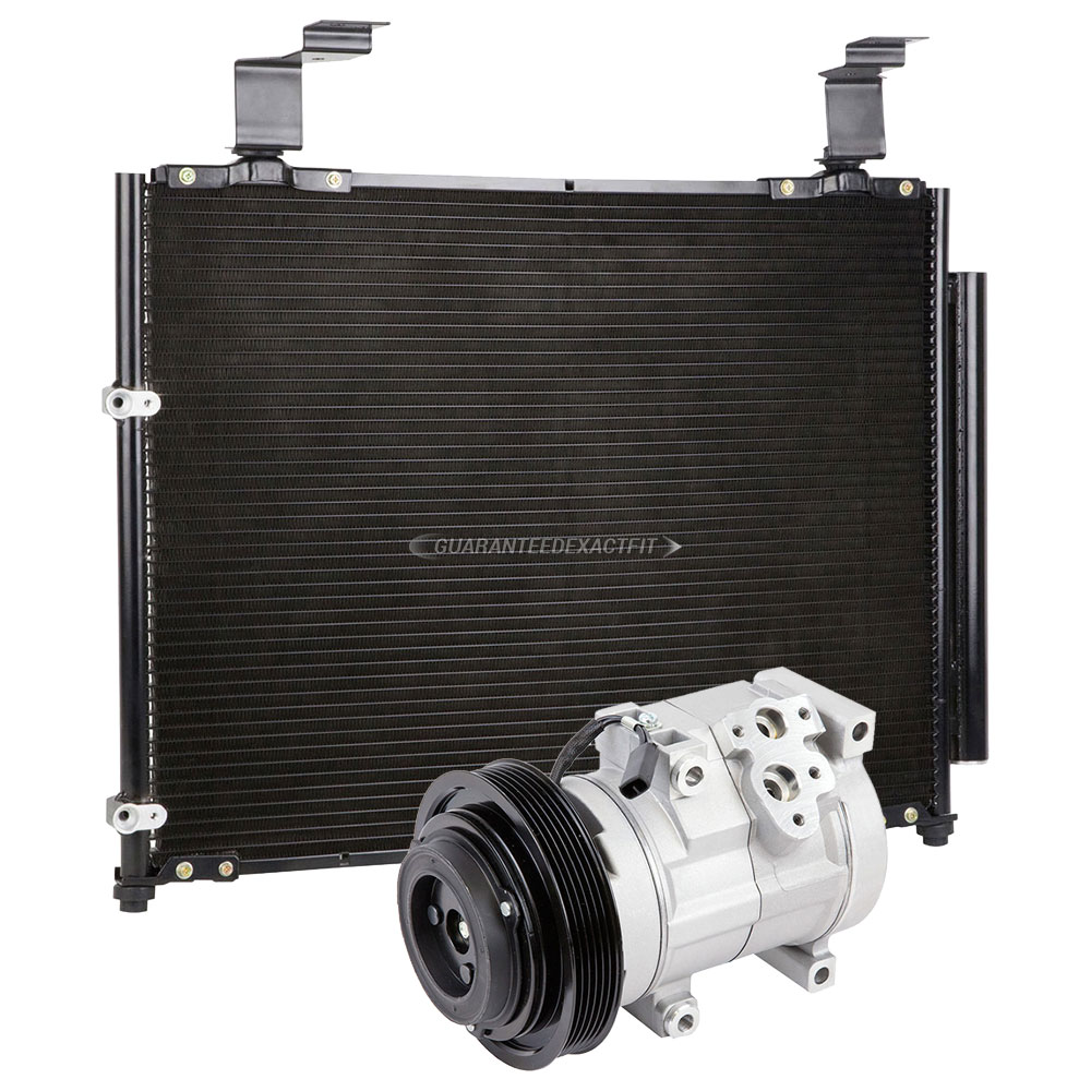 2005 Acura MDX A/C Compressor And Components Kit All