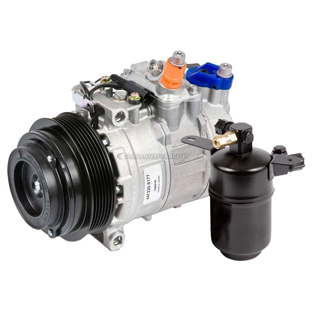 2001 mercedes benz e320 a c compressor and components kit for Mercedes benz 2001 e320 parts