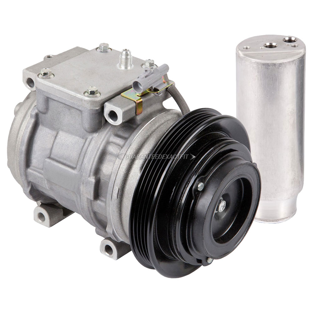 1995 Toyota Corolla A/C Compressor And Components Kit All