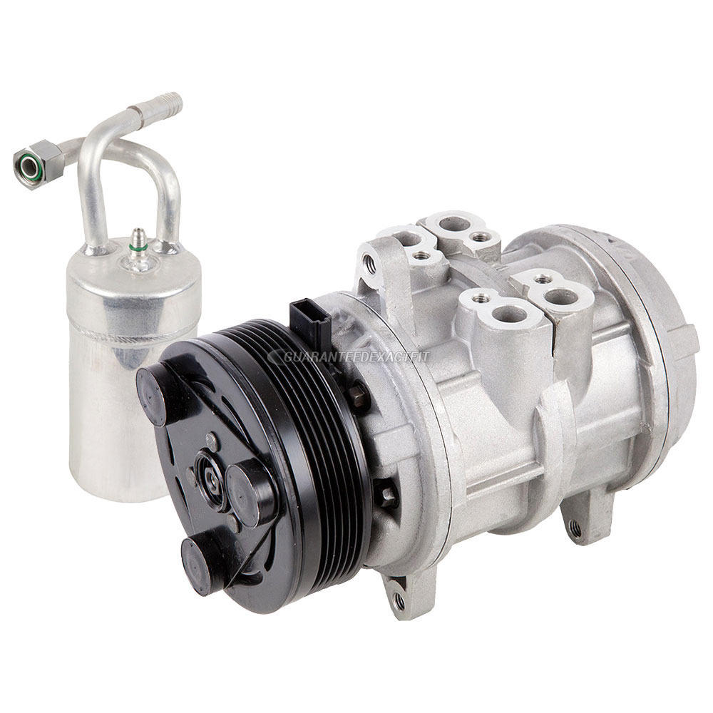 Ford Fairmont A/C Compressor and Components Kit