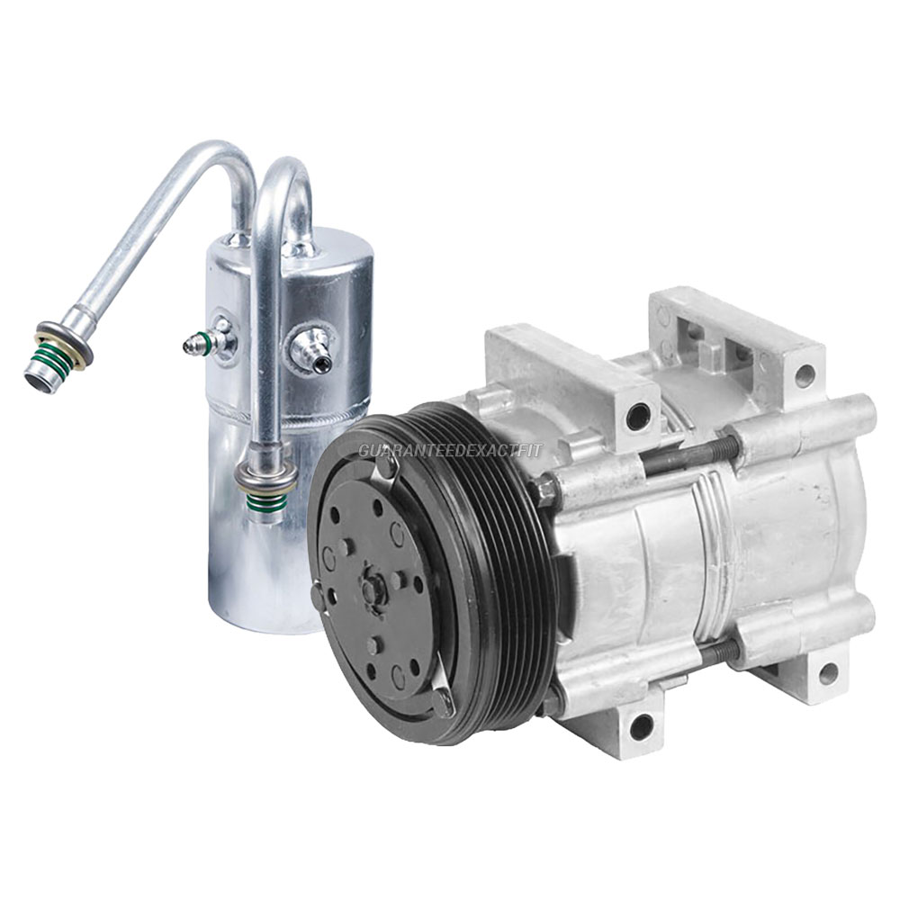 1997 Ford Windstar A/C Compressor And Components Kit 3.8L