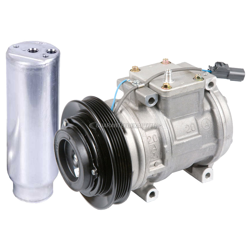 Acura RL A/C Compressor and Components Kit
