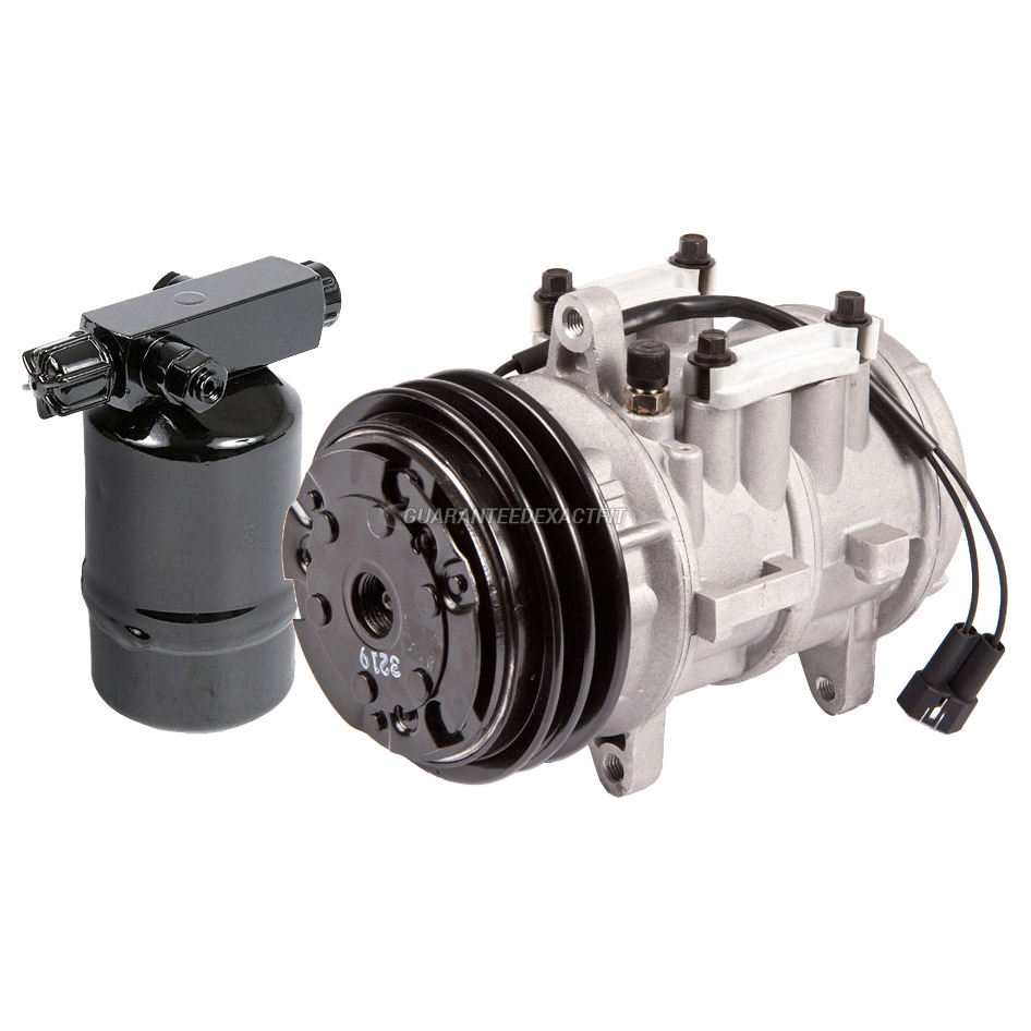 Plymouth Volare A/C Compressor and Components Kit