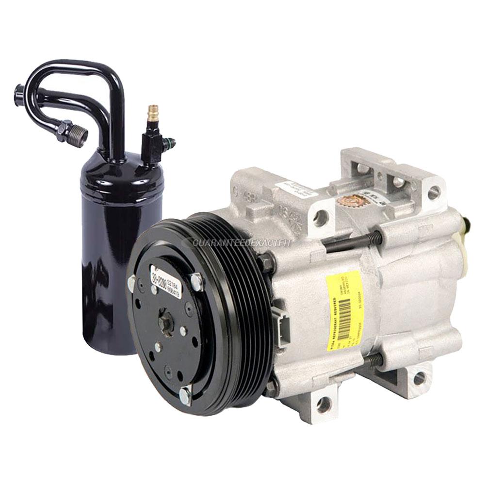 A//C Kit w// AC Compressor Condenser Drier For Ford Ranger Mazda B3000 B4000