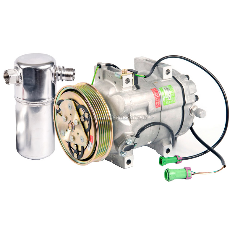 Audi S6 A/C Compressor and Components Kit