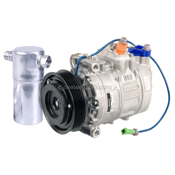 Audi A4 A/C Compressor and Components Kit