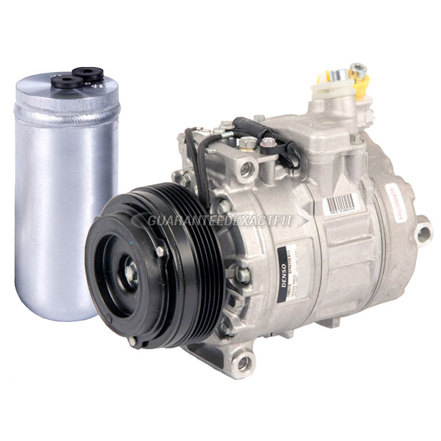 BMW 330i A/C Compressor and Components Kit