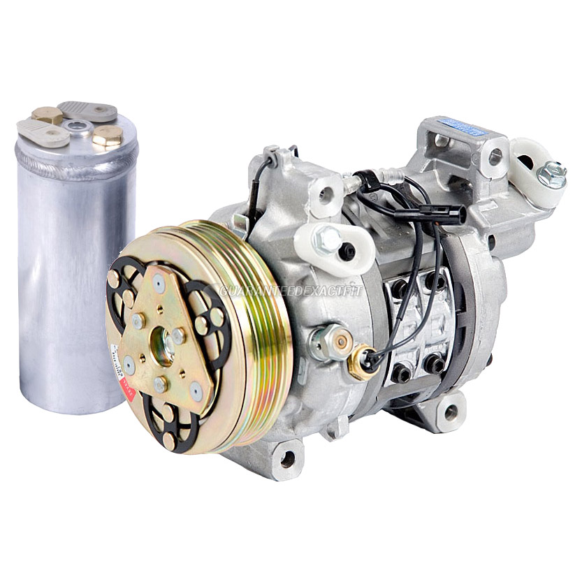 Acura SLX A/C Compressor and Components Kit