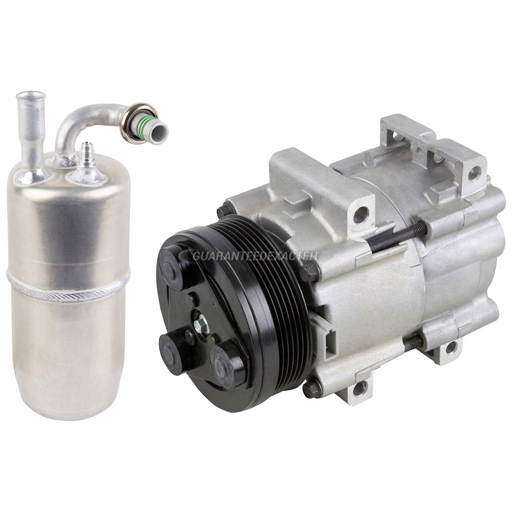 Mercury Tracer A/C Compressor and Components Kit