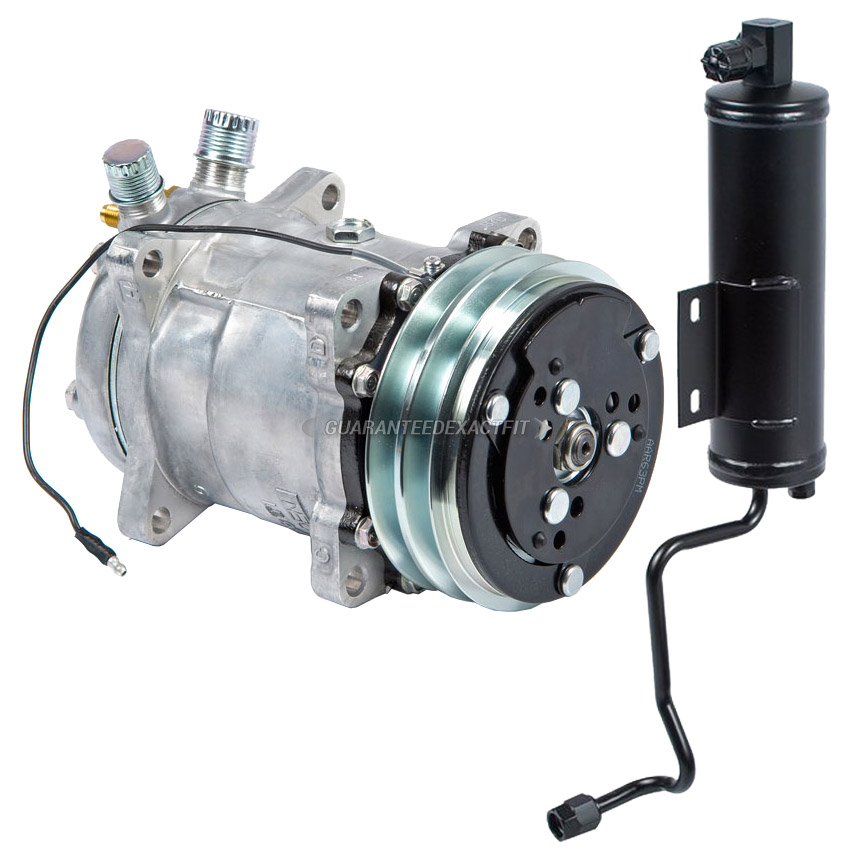 Jeep Wagoneer A/C Compressor and Components Kit