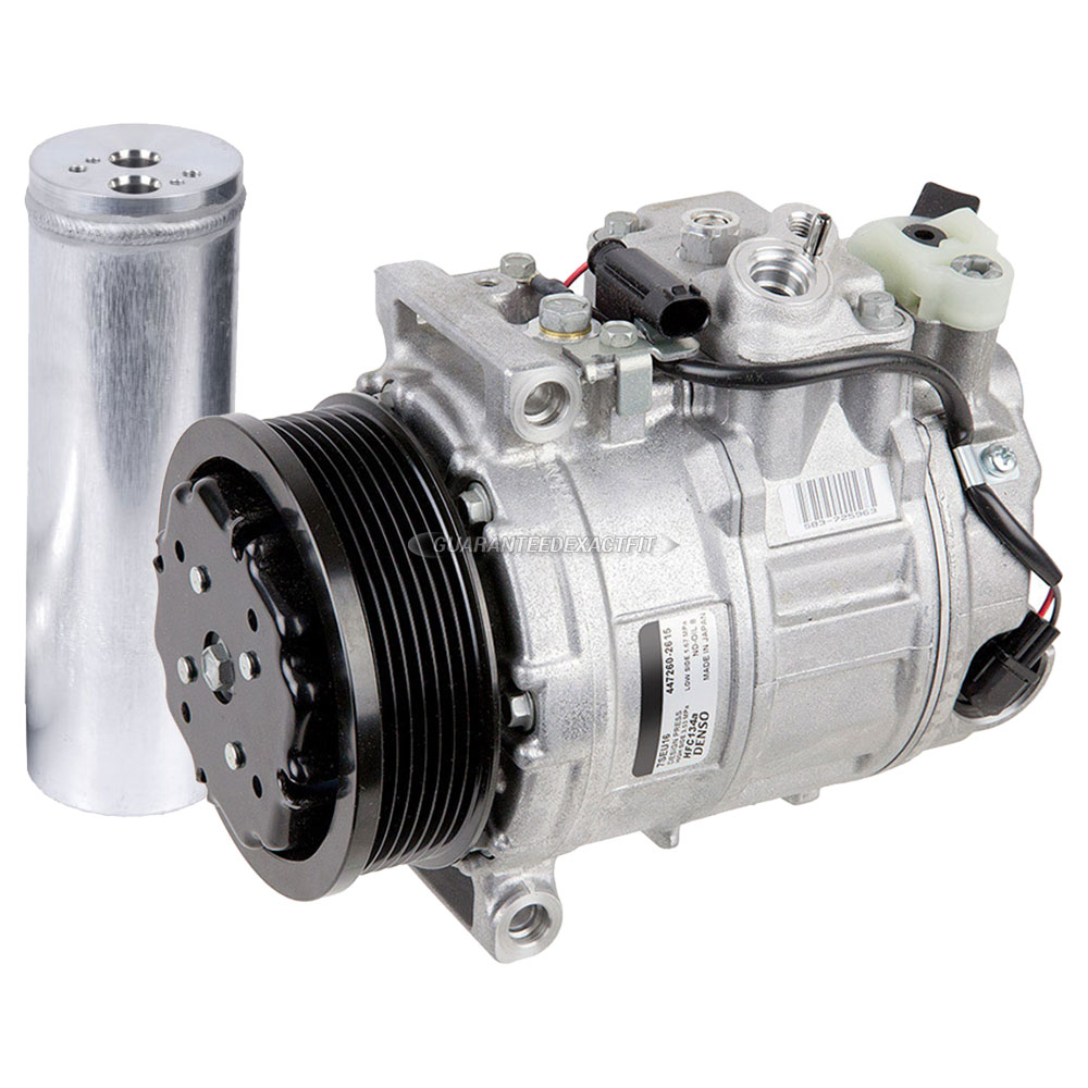 2005 mercedes benz s600 a c compressor and components kit for 2005 mercedes benz s600