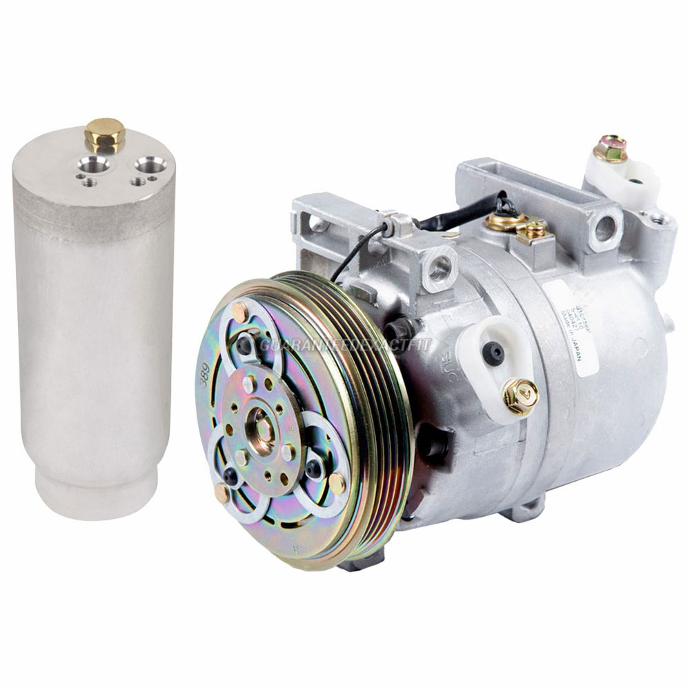 AC Compressor w// A//C Drier For Nissan Maxima 1996 1997