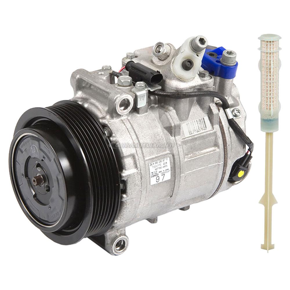 2004 mercedes benz c230 a c compressor and components kit for Mercedes benz ac compressor