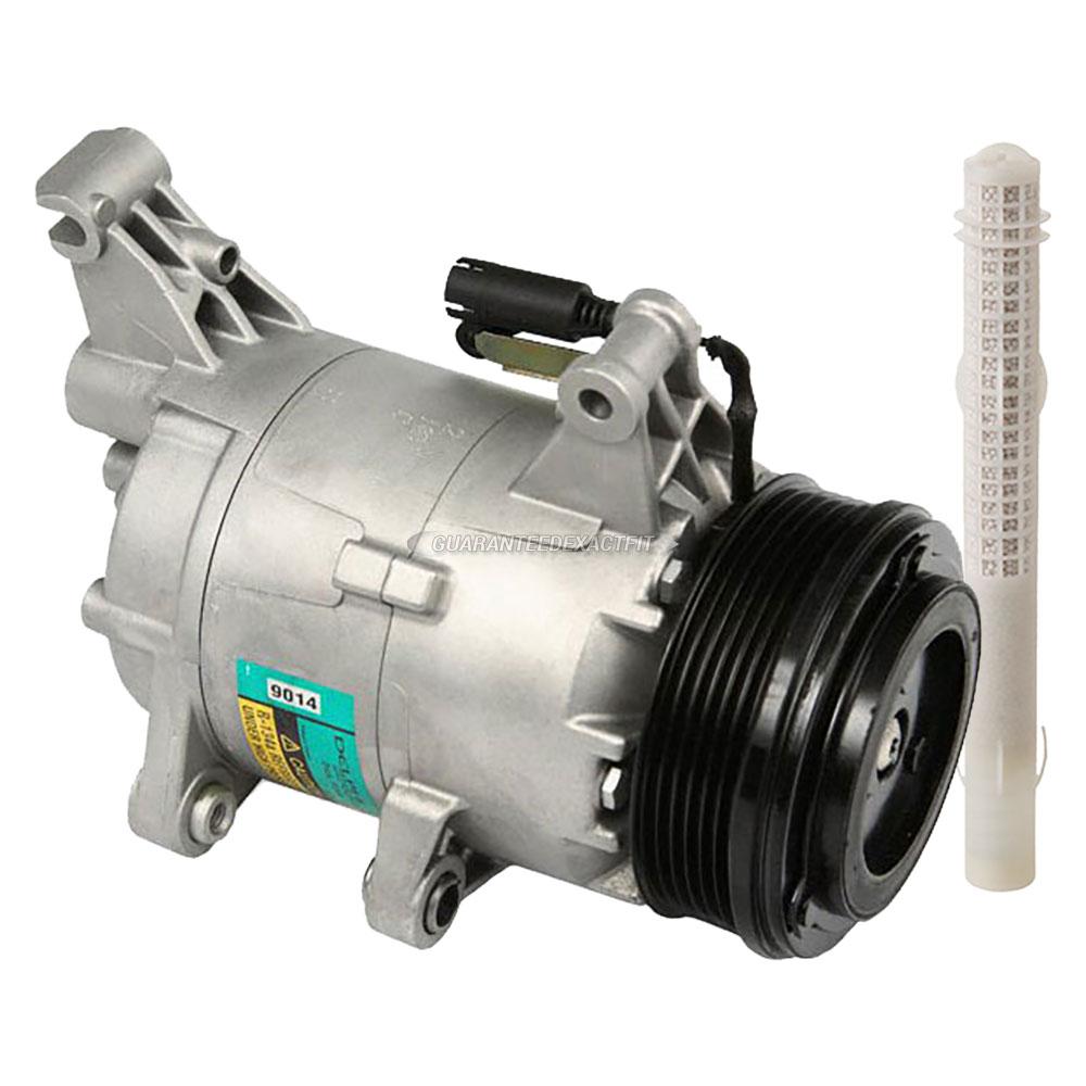 For Mini Cooper 2008 OEM AC Compressor W/ A/C Drier TCP