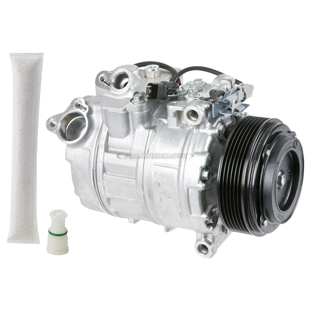 Bmw 128i Price: 2009 BMW 128i A/C Compressor And Components Kit 3.0L