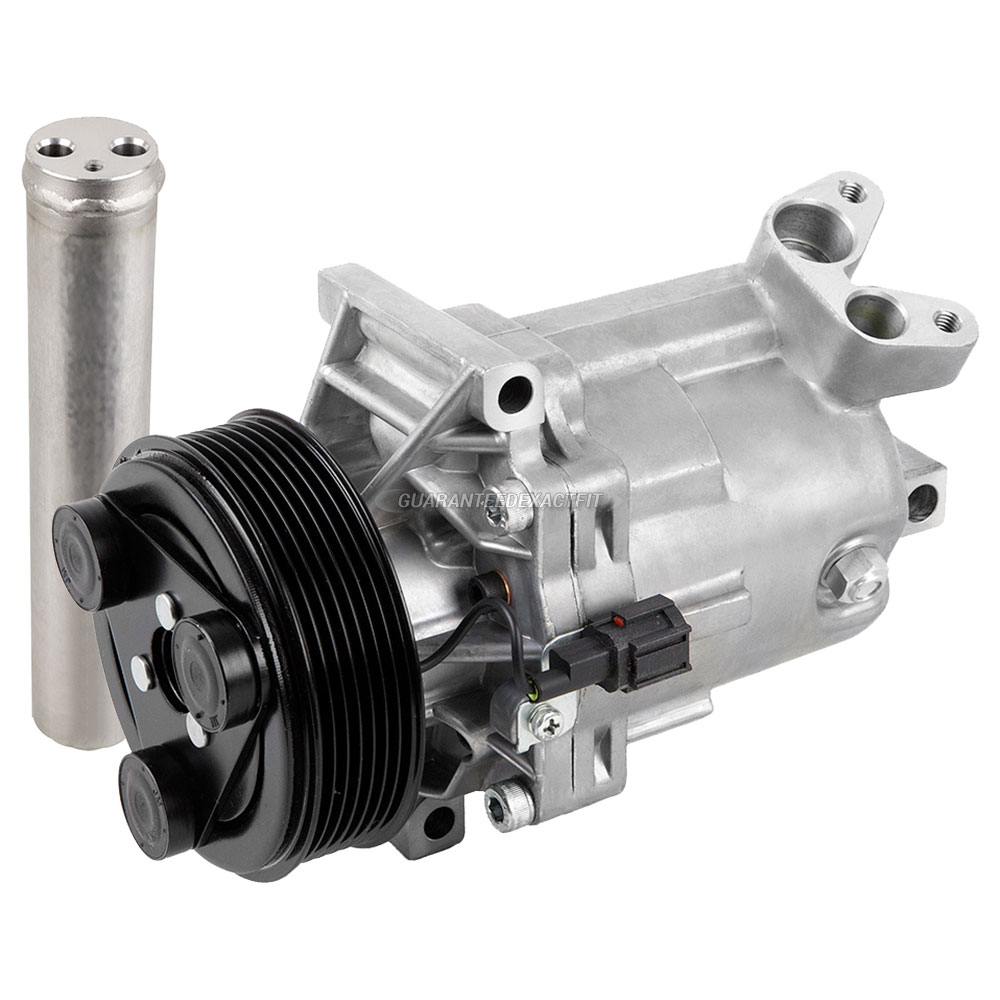 Nissan Cube A/C Compressor and Components Kit