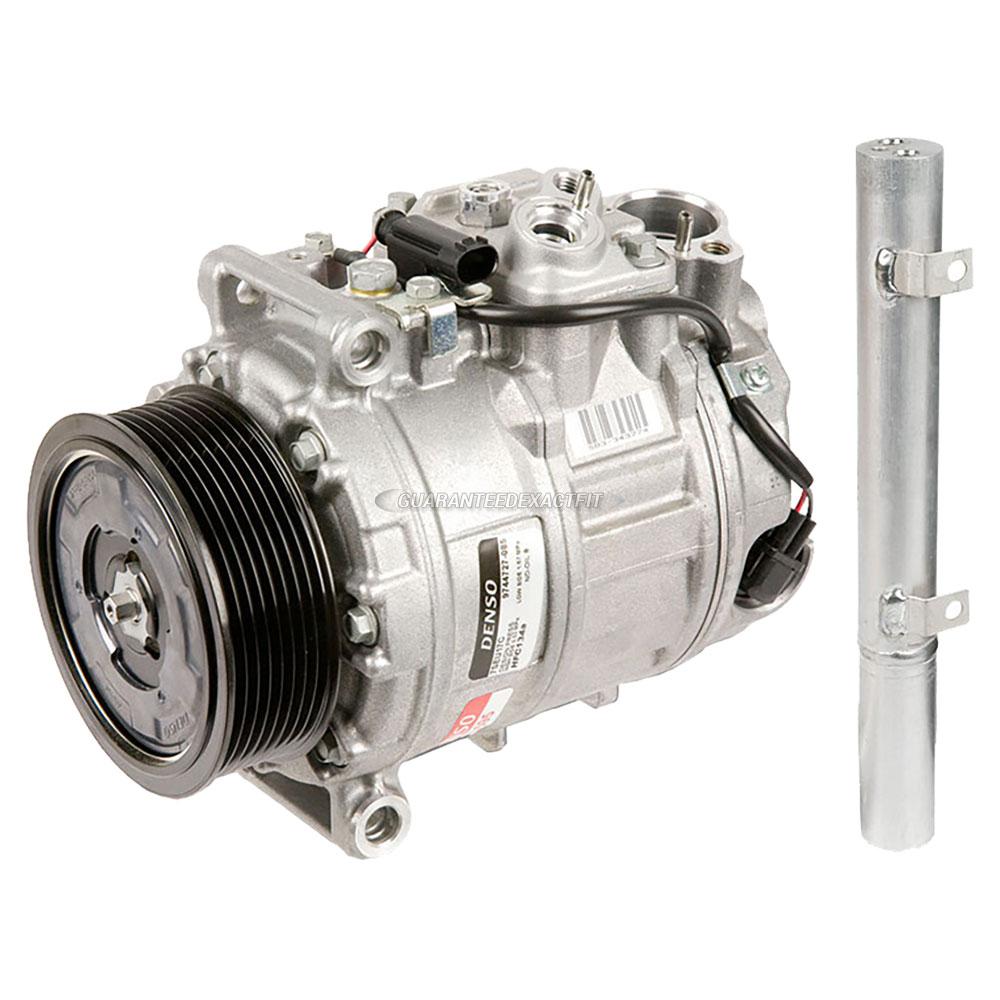 2007 mercedes benz r320 a c compressor and components kit for Mercedes benz ac compressor