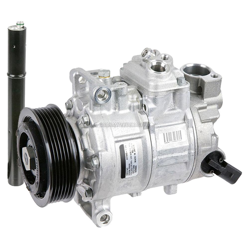 2010 Audi A4 Performance Upgrades: 2010 Audi A4 A/C Compressor And Components Kit All Models