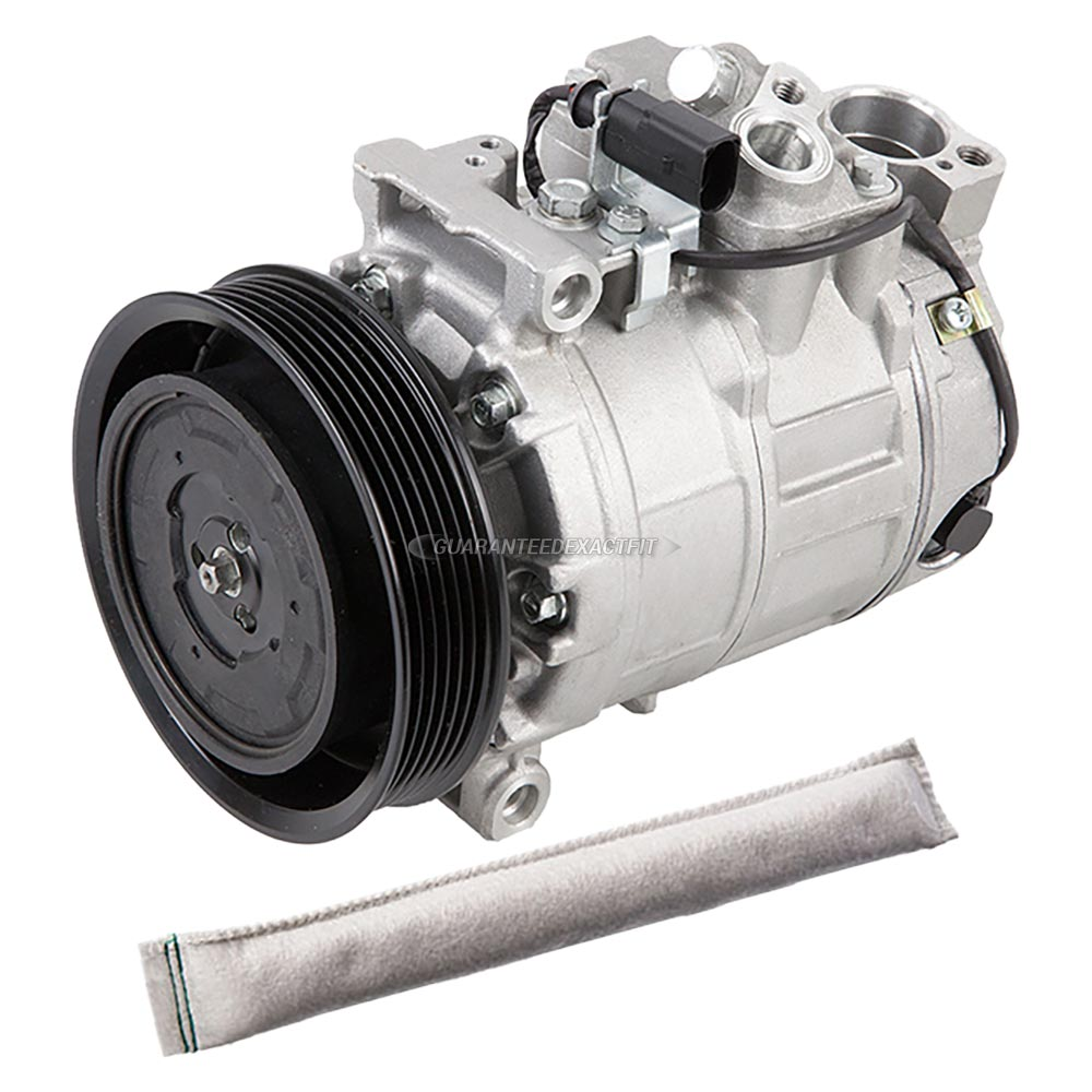 Audi Replacement Parts: Audi A7 Quattro AC Compressor And Components Kit