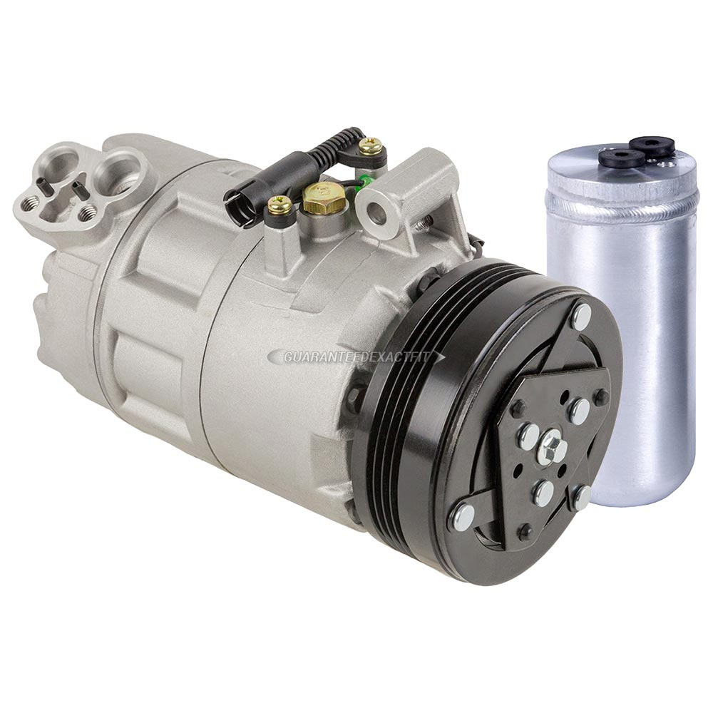 2004 Bmw Z4: 2004 BMW Z4 A/C Compressor And Components Kit All Models