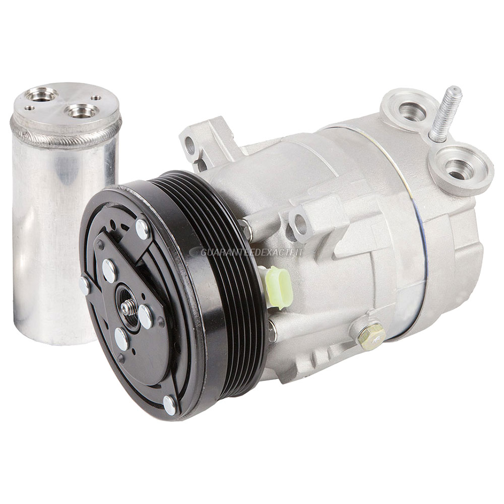 AC Compressor w// A//C Drier For Suzuki Vitara 1999 2000 2001 2002