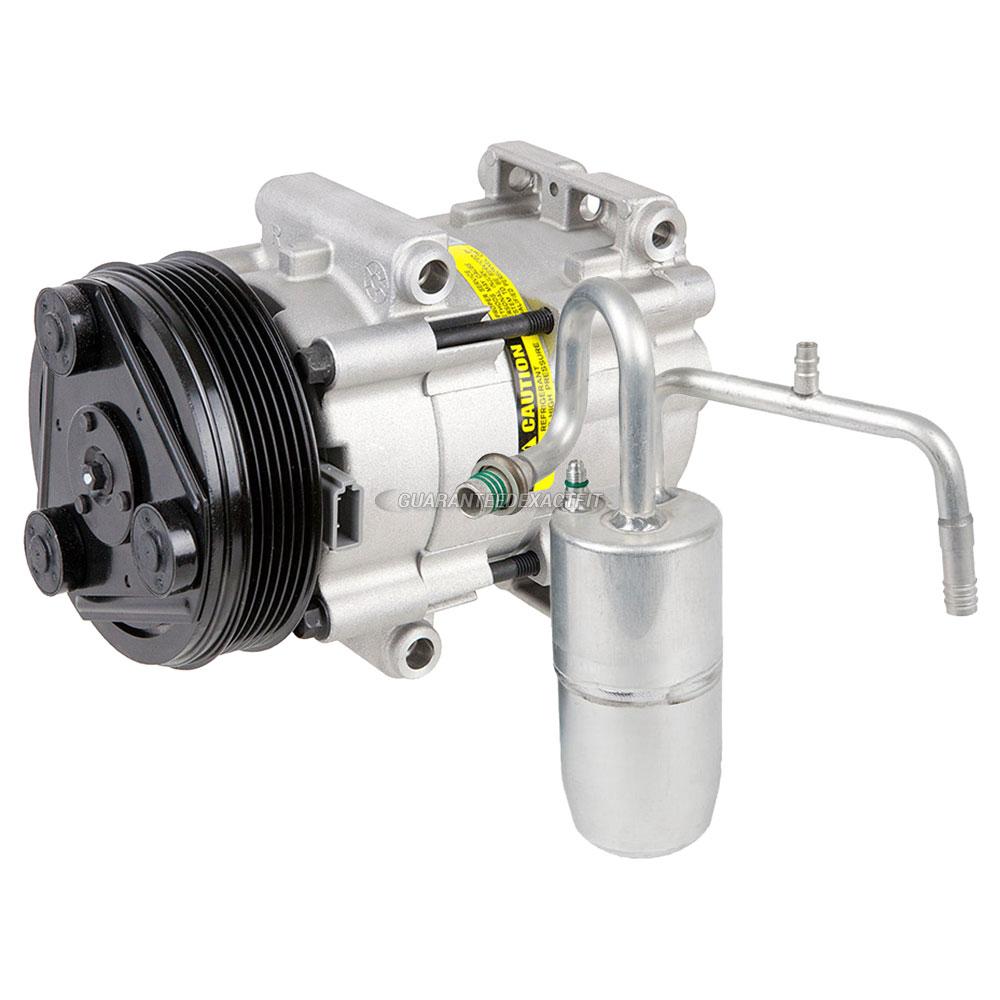 AC Compressor w// A//C Drier For Ford Taurus /& Mercury Sable