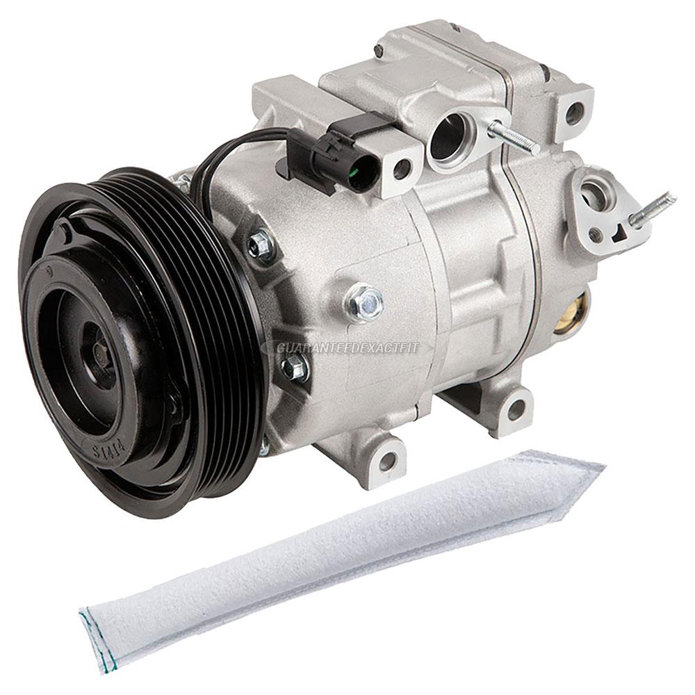 2011 hyundai santa fe a  c compressor and components kit 2