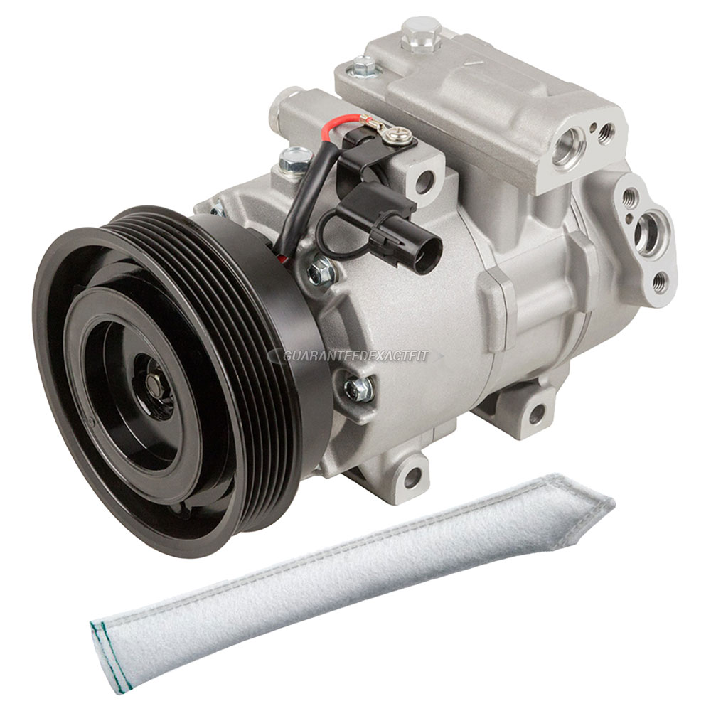 2013 Kia Forte A/C Compressor And Components Kit All