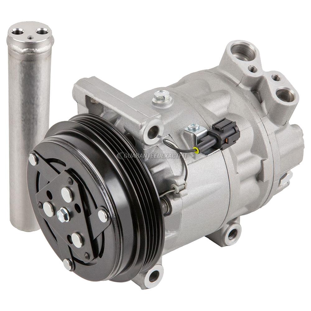 For Nissan 350Z 2003 2004 2005 2006 AC Compressor W/ A/C