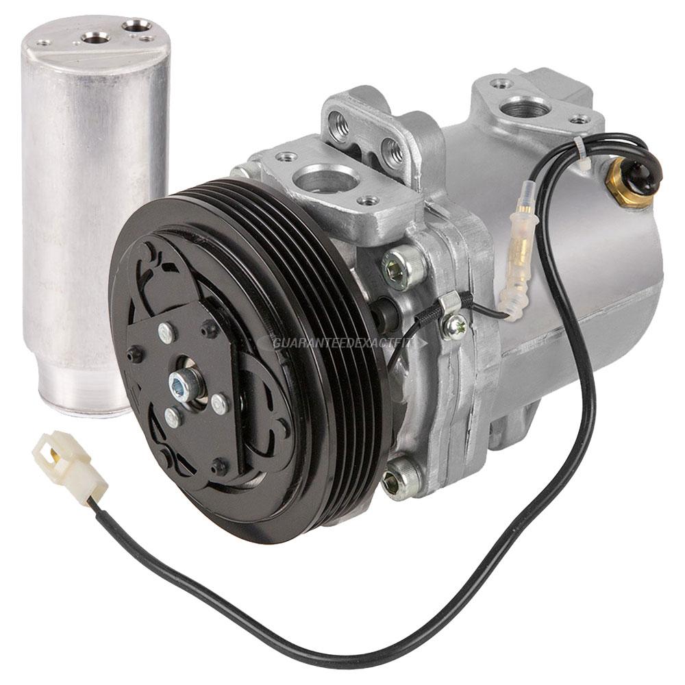 For Suzuki Vitara 1999 2000 2001 2002 AC Compressor w// A//C Drier