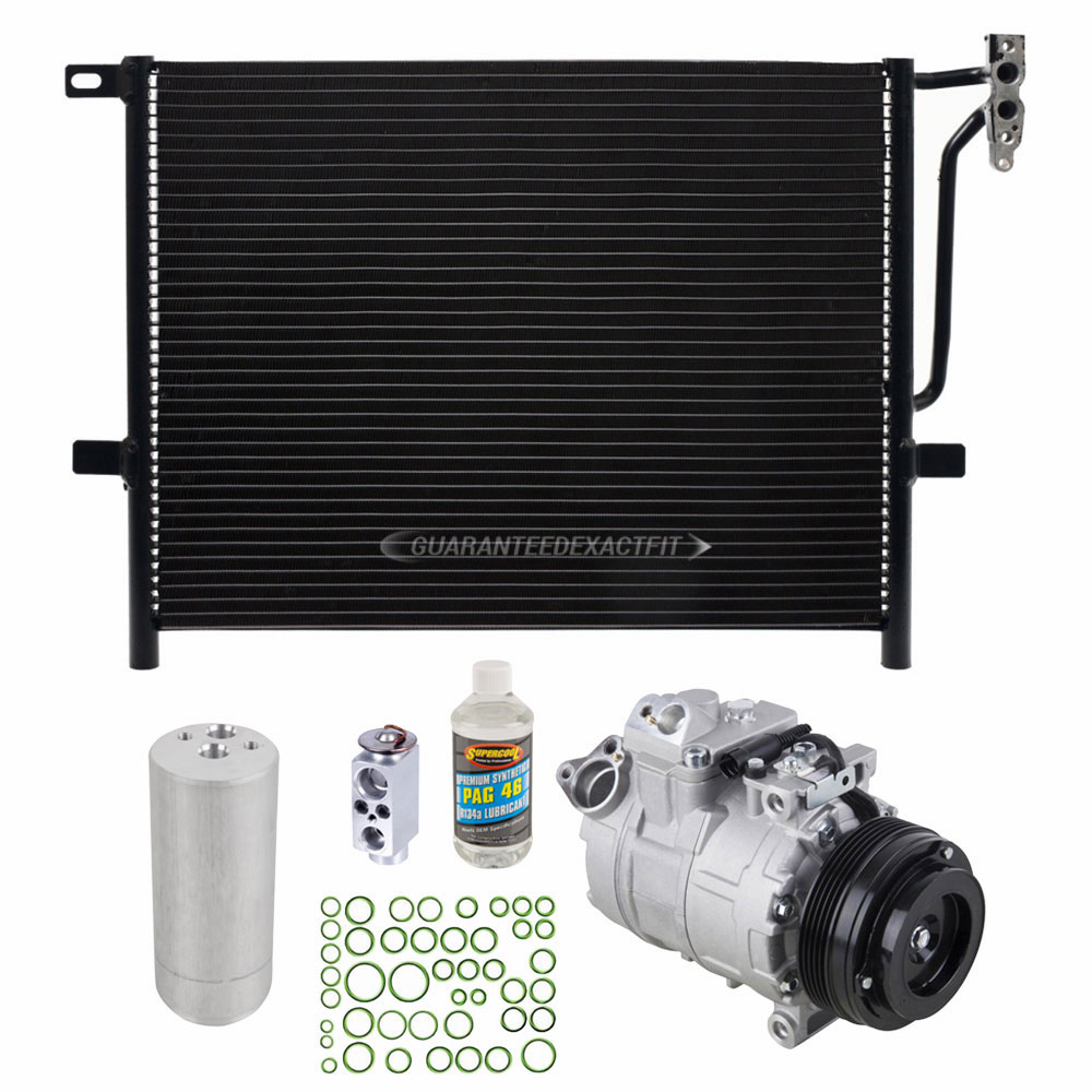 BMW 325Ci A/C Compressor and Components Kit