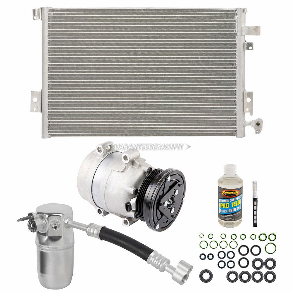 For Chevy Camaro /& Pontiac Firebird 1998-2002 AC Compressor w// A//C Drier DAC