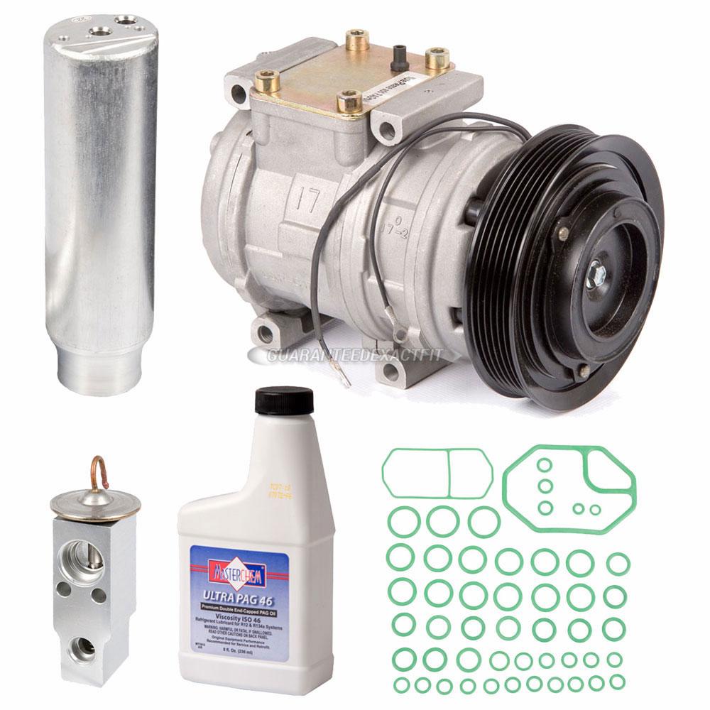 For Honda Odyssey 05-07 Complete AC A//C Repair Kit w// Compressor /& Clutch