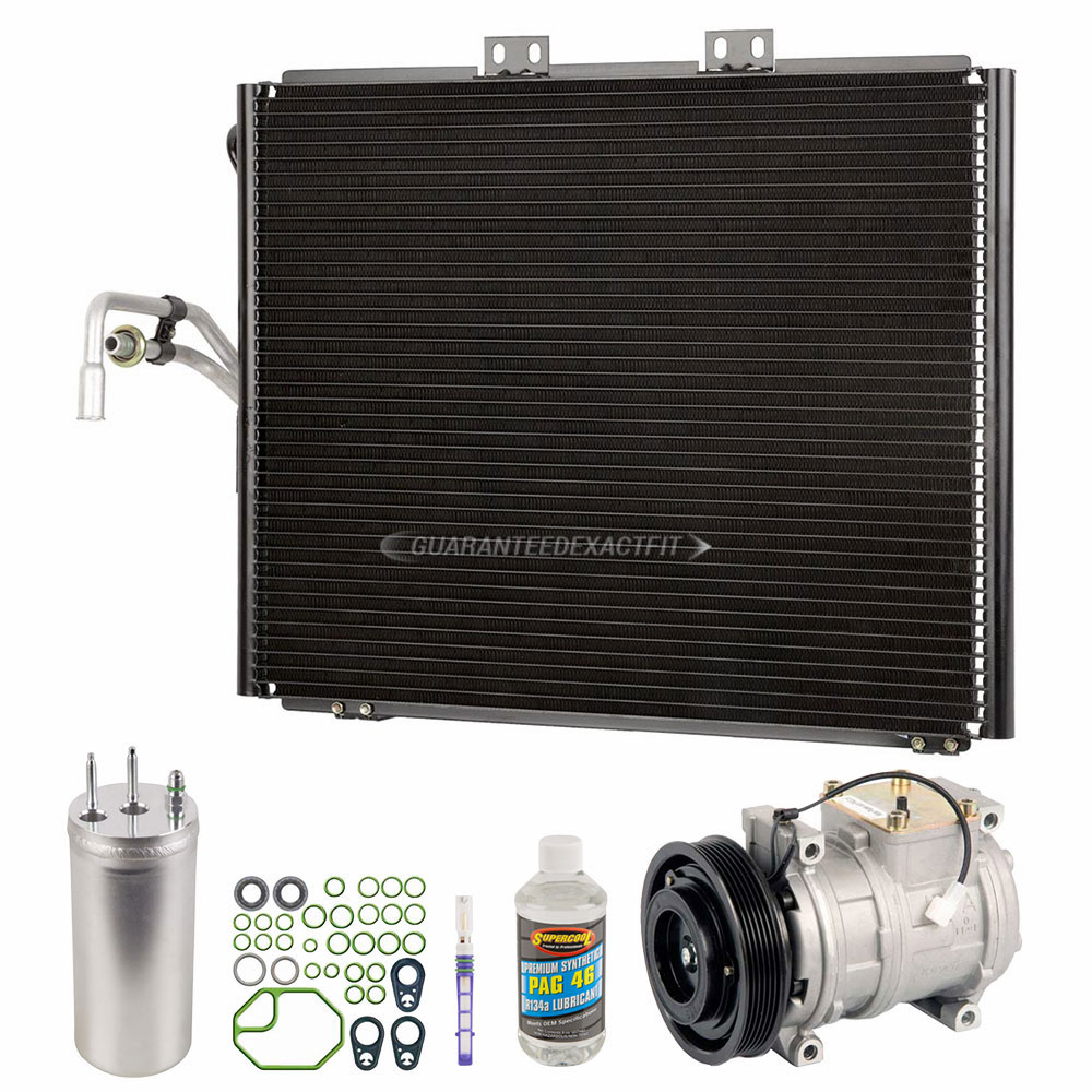 Ac Compressor And Components Kits For Jeep Wrangler 1999 All Models Film A C Kit