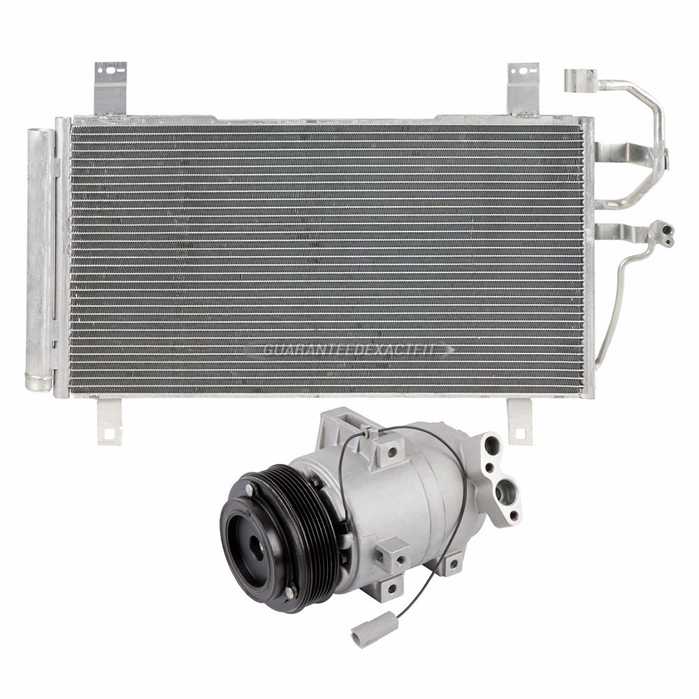 Mazda 6 A/C Compressor And Components Kit